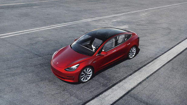 Eerste jaarwinst ooit voor Tesla
