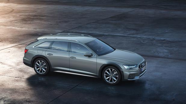 Audi lance la nouvelle A6 Allroad Quattro
