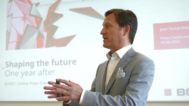 Machinefabrikant Bobst: 'Industrie 4.0 wordt realiteit in verpakkingsindustrie'