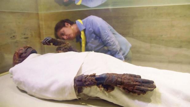 [à la télé ce soir] Les Secrets des momies égyptiennes