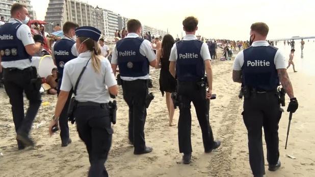 Vierde verdachte blijft in de cel voor rellen in Blankenberge