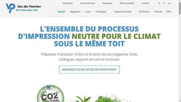 Le Top 10 des imprimeries belges écoresponsables