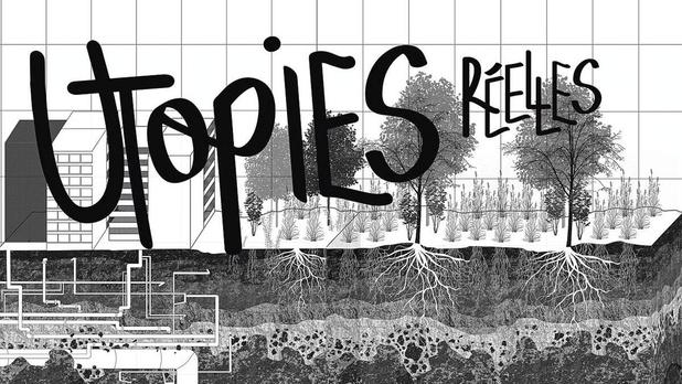 Utopies réelles - Révoltes graphiques