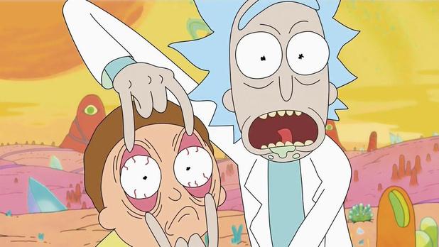 De obscuurste referenties uit Rick and Morty