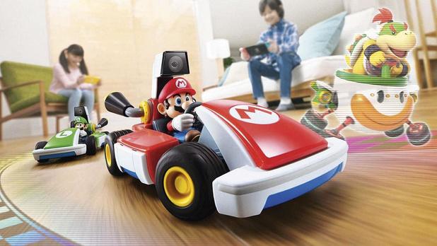 3. Mario Kart Live: Home Circuit