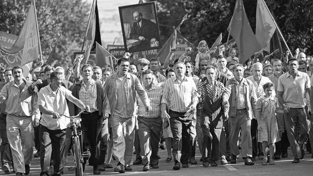 [le film de la semaine] Chers camarades!, d'Andreï Kontchalovski: Novotcherkassk, juin 1962