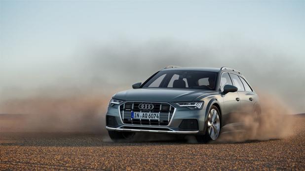 Audi lanceert nieuwe A6 Allroad Quattro