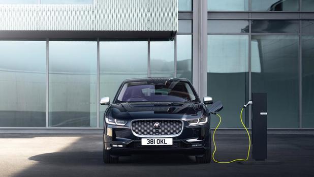 Jaguar goes electric