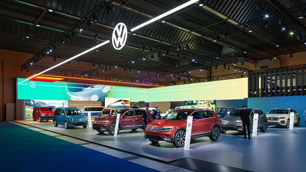 Volkswagen brengt zeven premières op Autosalon