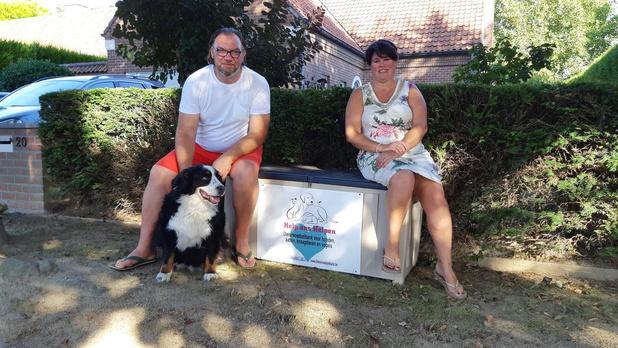 """Inzamelbak voor dierenvoeding in Wandellaan: """"Dieren moeten krijgen waar ze recht op hebben"""""""