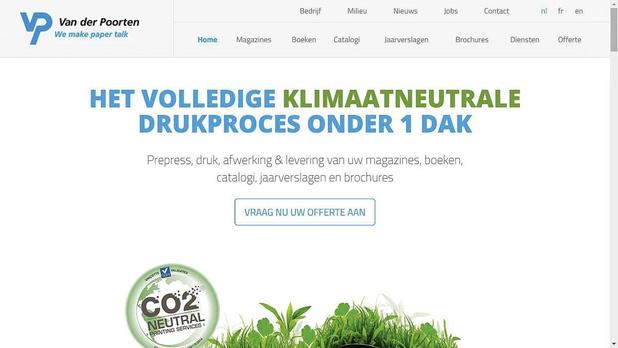 De top 10 van de meest milieuverantwoordelijke drukkerijen in België