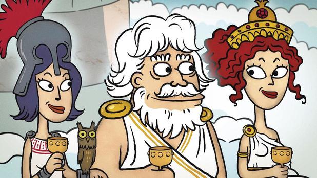 [À la télé ce soir] 50 nuances de Grecs