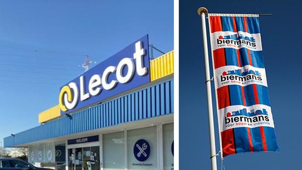 Lecot nv uit Heule neemt Nederlands bedrijf Biermans over