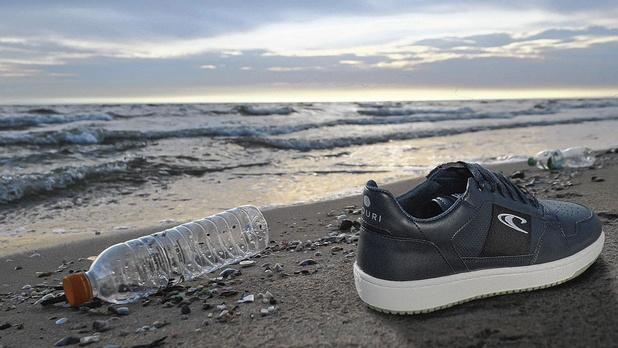 Sneakers met oceaanafval, ontworpen in Antwerpen