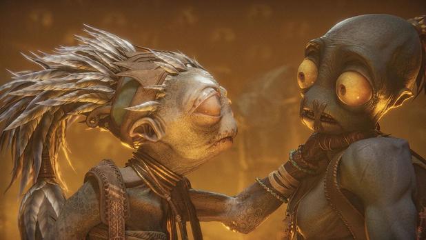 4. Oddworld: Soulstorm