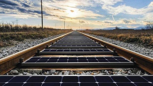 Worden spoorwegen weldra gebruikt om elektriciteit op te wekken?
