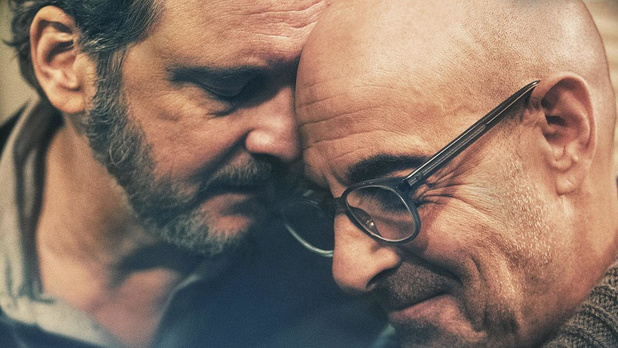 Colin Firth et Stanley Tucci incarnent un couple dans le drame intimiste Supernova: sentiments et émotions intenses