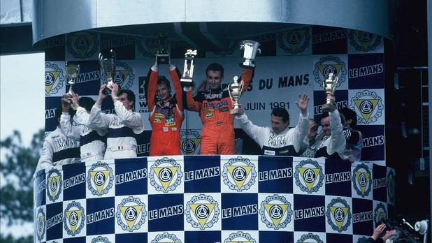 Il y a 30 ans, Mazda remportait les 24 Heures du Mans