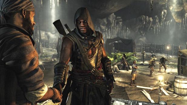 Le jeu vidéo a-t-il peur du Noir?