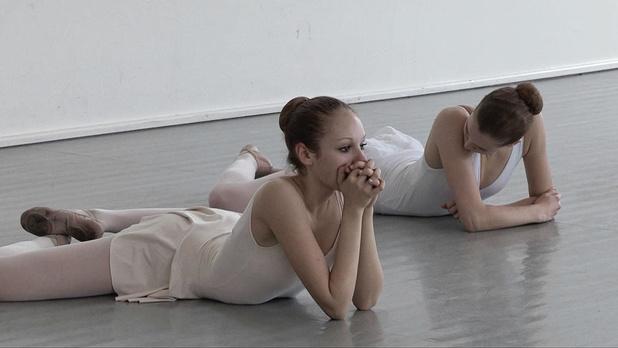 Dans les coulisses du ballet