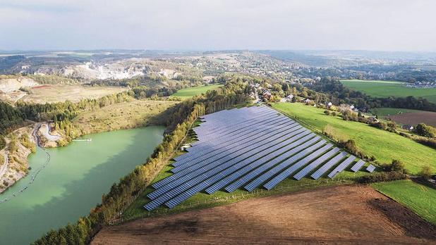 Le difficile essor du grand photovoltaïque en Wallonie