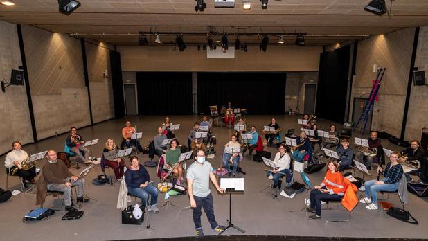 Heulse Concertband brengt muzikale familievoorstelling 'Er was eens...'