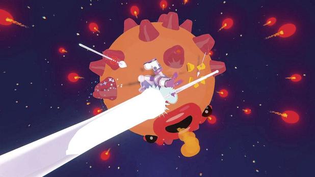 Hyperhop: Galactic Lancer