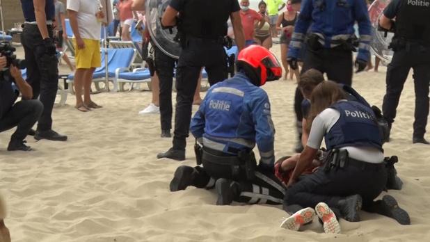 Actiegroep hekelt 'wanbestuur' na rellen op strand