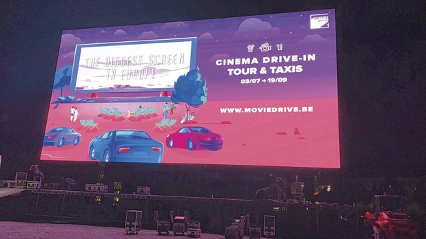 4. Ga naar Movie Drive