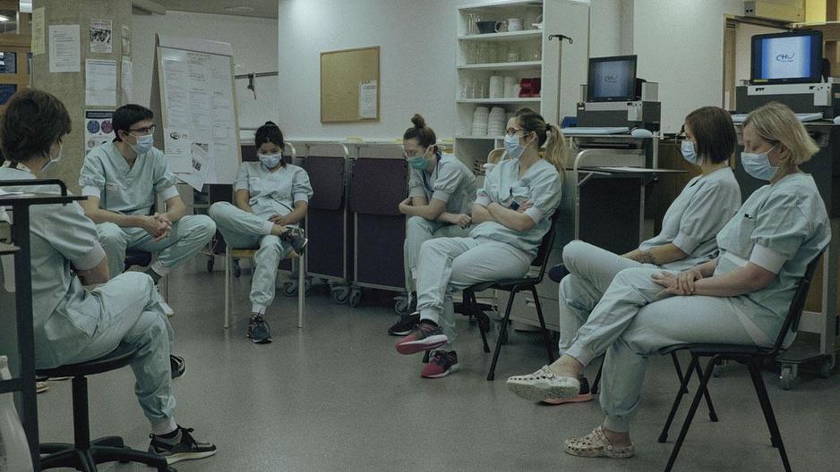 Trois docus sur le personnel soignant en première ligne face au Covid