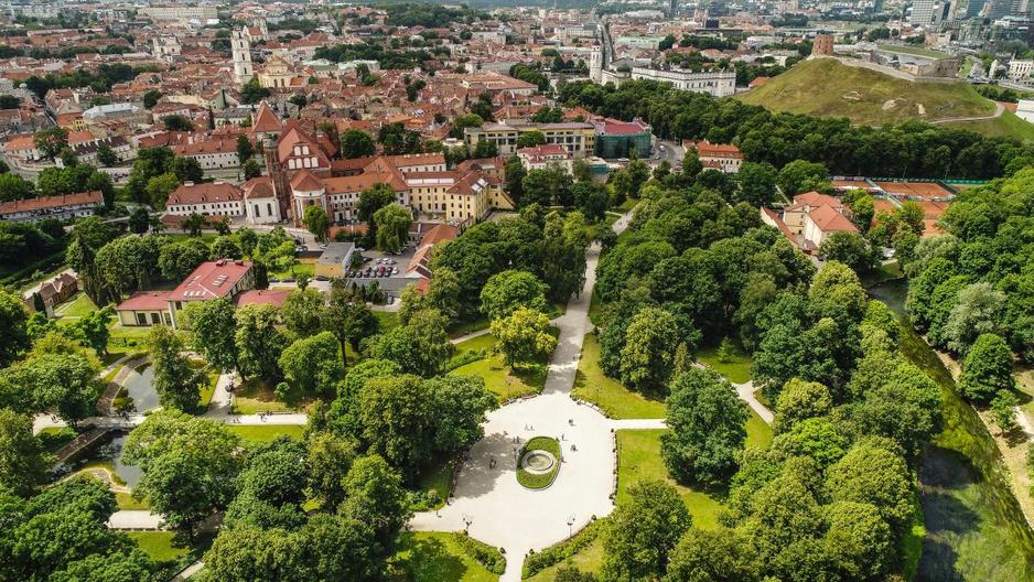 Toute les beautés de la Lituanie en images
