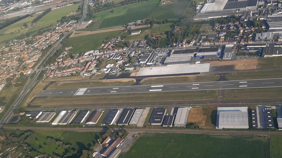 """Luchthaven Wevelgem klaar voor de toekomst: """"We willen meer jets aantrekken"""""""