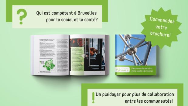 Le panorama du social et de la santé à Bruxelles en quelques clics