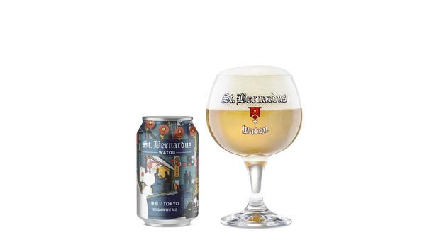 Sint-Bernardus lanceert nieuw bier in blik