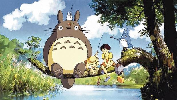 2. Studio Ghibli Complete Works