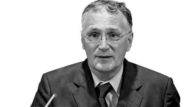Mauro Ferrari Ontgoochelde wetenschapper
