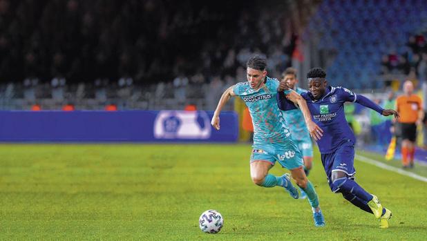 Comment Maxime Busi s'est fait une belle place à Charleroi