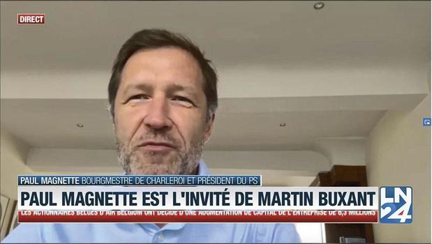 Paul Magnette (PS): ce sera avec la N-VA ou des élections anticipées