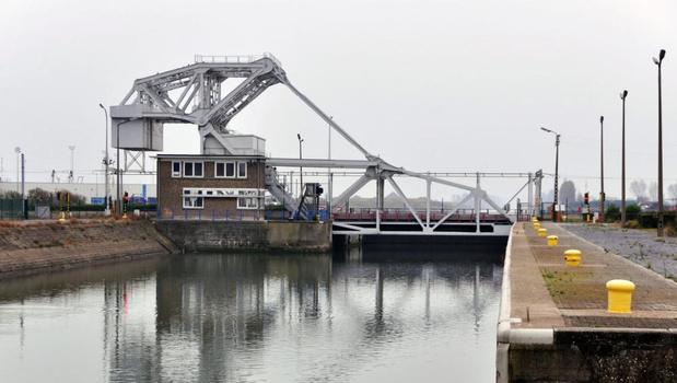 60 miljoen voor eerste fase van nieuwe sluis in Zeebrugge