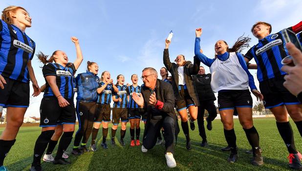 Een vrouwenploeg coachen: tips van Leo Van der Elst