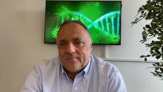 Marc Van Ranst duikt op in 'journaal' van Guido Gezelle-school