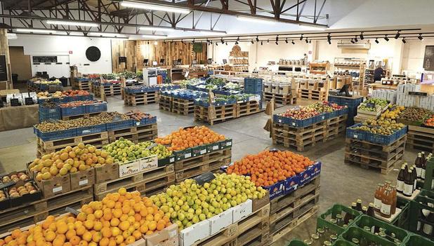 The Barn ouvrira un sixième marché couvert bio à Uccle cet été