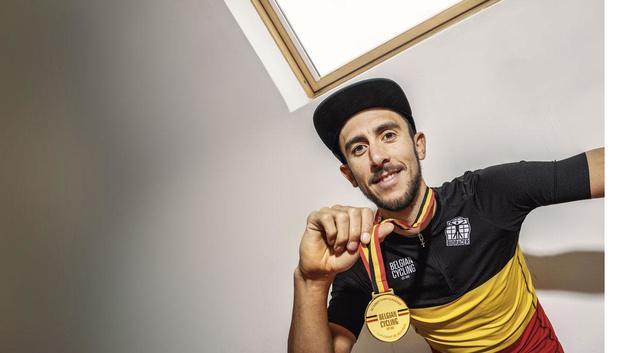 Belgisch kampioen Dries De Bondt: 'Sinds ik uit coma ben ontwaakt, heb ik telkens mijn grenzen verlegd'