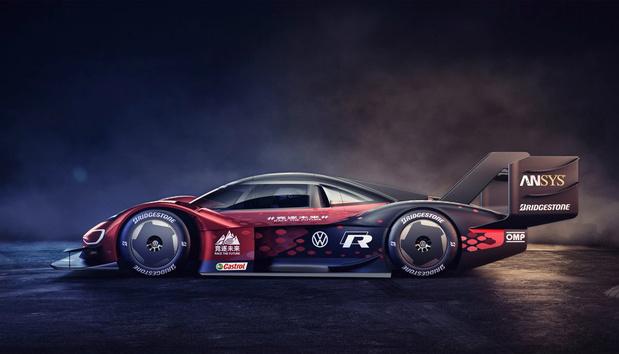 VW ID.R mikt op nieuw record in China