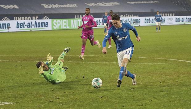 Matthew Hoppe - Club: Schalke 04