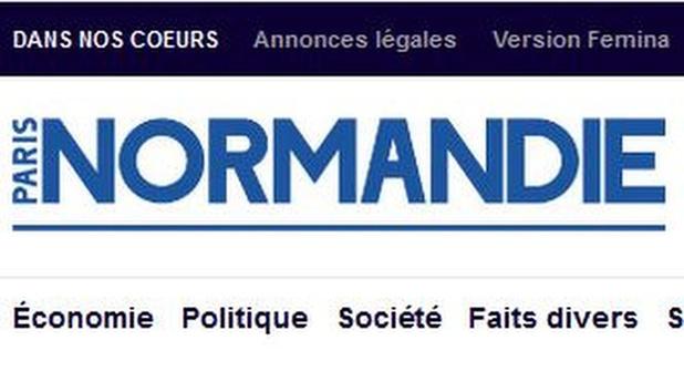 Rossel, nieuwe eigenaar van de krant Paris Normandie