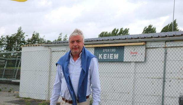 Beroep tegen aanleg kunstgrasveld in Keiem
