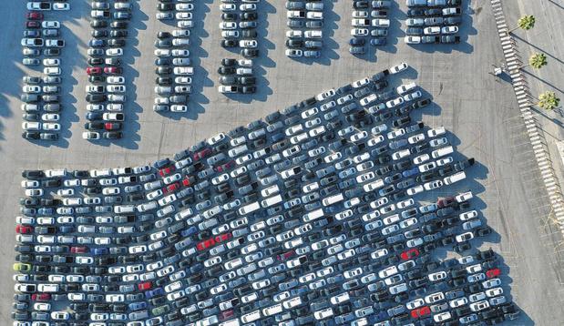 Mobilité: la voiture de location attend les vacances avec impatience