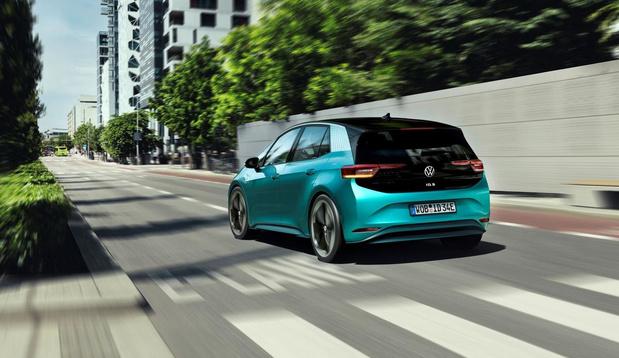La Volkswagen ID.3 inaugure une nouvelle ère automobile