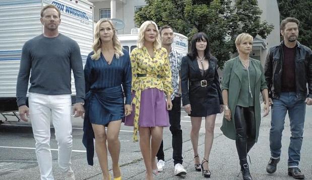 [À la télé ce soir] BH 90210 (saison 1)